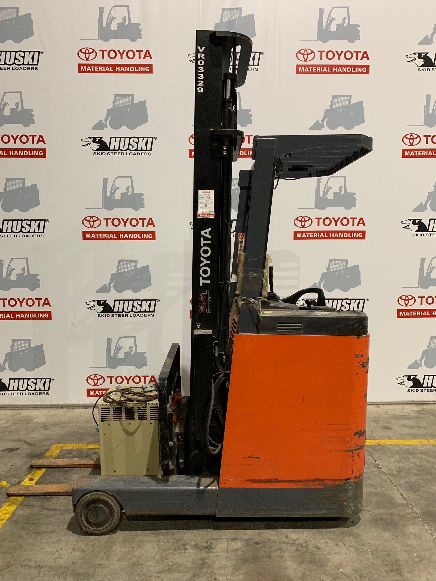Toyota Used Forklifts│product Search